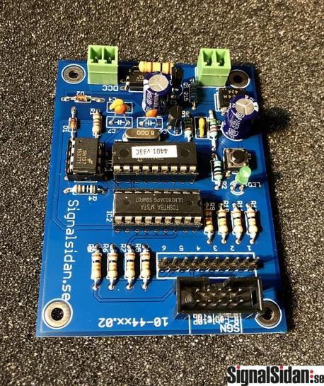 Signaldekoder programmerbar DCC [10-4404]