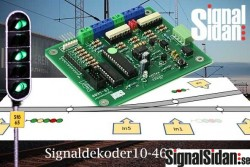 Signaldekoder Programmerbar [10-4600]