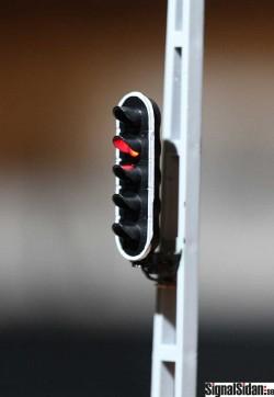 Signalfäste kontaktledningsstolpe [10-916]