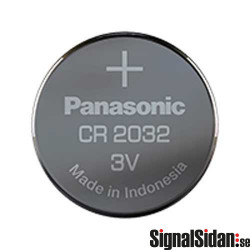 Litiumbatteri CR2032 [2032]
