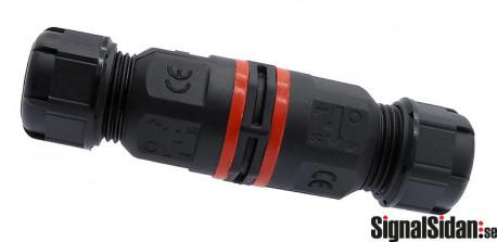 Kabelskarv vattentät 3-pol [20-4010]