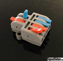 Kabelsplitter 1-2, 10-pack [222-432]