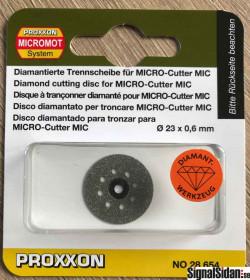 Diamantklinga Micro Cutter [28654]