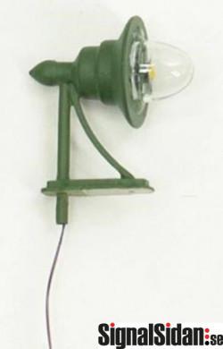 Fasadlykta med LED [1743]