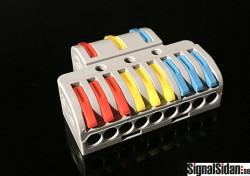 Kabelsplitter 3-3, 5-pack [222-433]