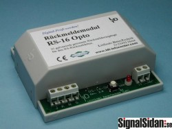 Feedback modul 16 opto RS
