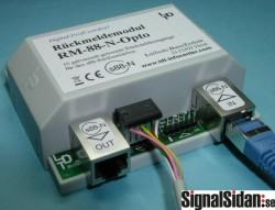 Feedback modul 16 opto s-88