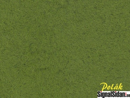 Flockdekor - 2mm - Gräsgrön [8204]
