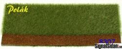 Flockdekor - 4,5mm - Mörkgrön [8307]