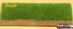 Flockdekor - 4,5mm - Skogsgrön [8306]