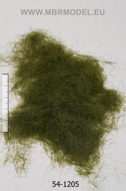 Statiskt Gräs 12mm Olivgrön [54-1205]