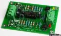 Dubbel blockdetektor - färdigbyggd [10-305]