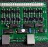 Feedback modul 8 blockdetektorer S-88 bussen
