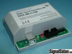 Interface för s88 bussen-USB
