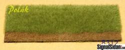 Flockdekor - 4,5mm - Grönbrun [8312]