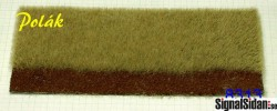 Flockdekor - 4,5mm - Torkat Gräs [8313]
