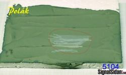 Plasticine Grågrön [5104]