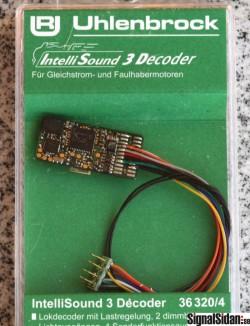 [36320] Intellisound 3 dekoder
