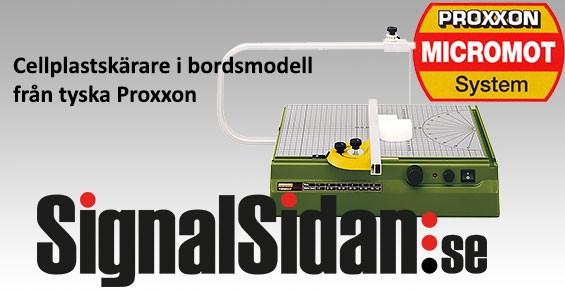 Proxxon Cellplastskärare